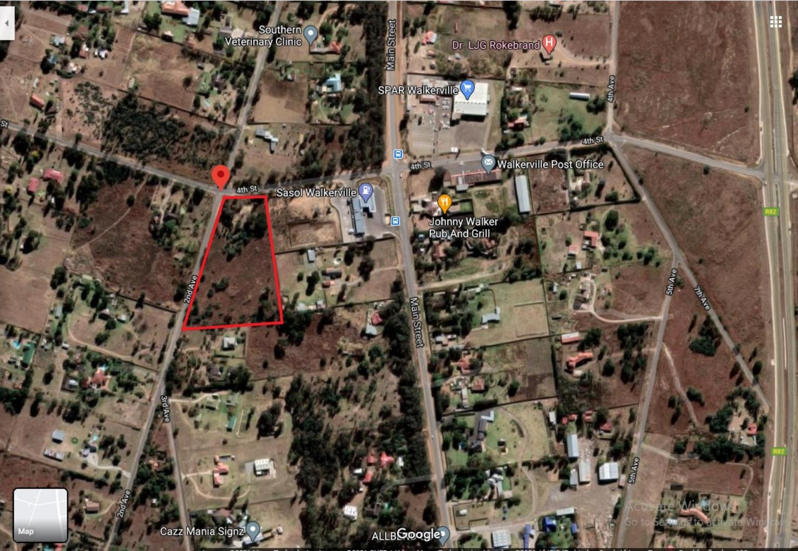 Vacant Land for Sale in Walker Fruit Farms, Walkerville - Gauteng