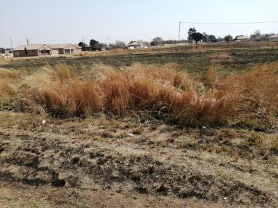 Vacant Land for Sale in Jameson Park, Nigel - Gauteng