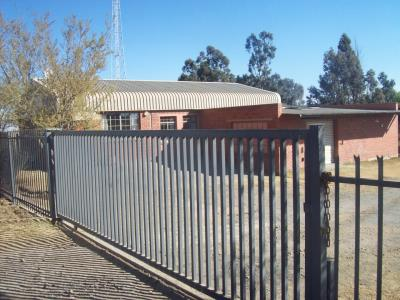 Commercial - Factory for Sale in Hardustria, Harrismith - Free State
