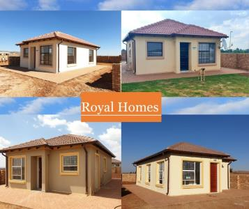 2 Bedroom House for Sale in Westonaria, Westonaria - Gauteng