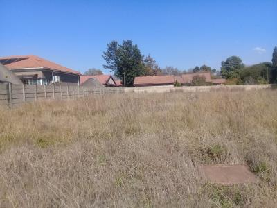 Vacant Land for Sale in Roodia, Sasolburg - Free State